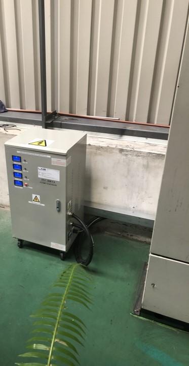 LAS voltage-regulation